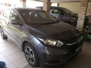 Honda HRV MEDIUM. SPEC