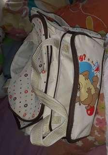 Baby bag tazmanian