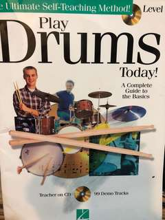 Play Drums Guide to Basic