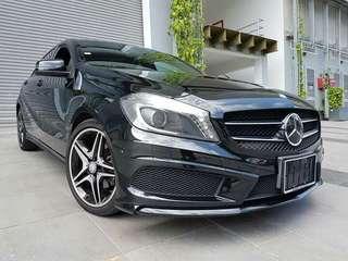 Mercedes benz A180 amg