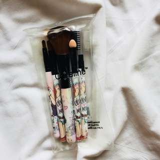 Careline 5pcs Set of Brushes