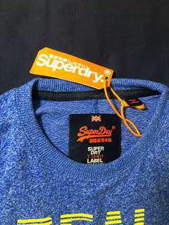 🚚 SuperDry Tees/ Tshirts (Authentic Guaranteed!)