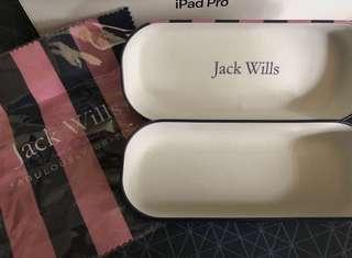 Jack Wills Sunglasses case