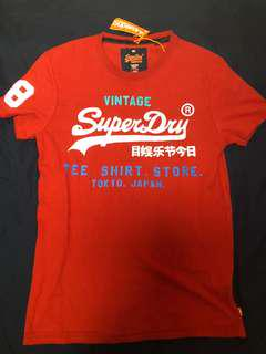 🚚 Authentic SuperDry Tees /Tshirts