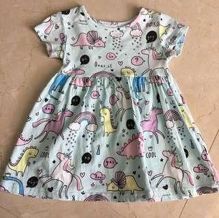 NEXT Doodle Art Dress