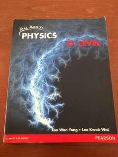 PHYSICS O LEVEL TEXTBOOK
