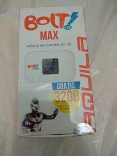 Bolt max