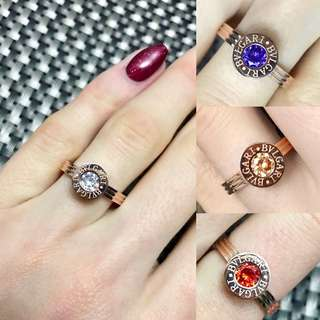 Stunning Ring!✨18K Rose-gold plated