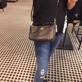 Coach Messico Sling with Top Handle
