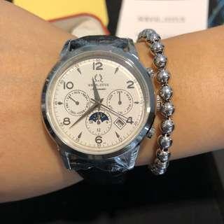 鐵達時天長地久系列機械錶💕男女皆可😊兩年保養