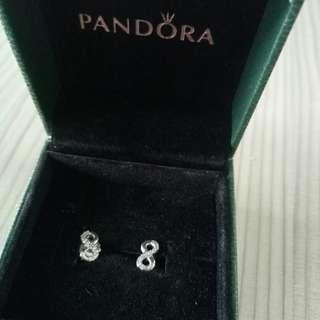 Pandora Infinity earring