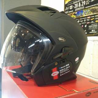 Bell Mag-9 sena Size-L used it for just twice.still new 10/10 condition