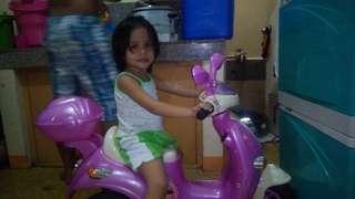 Charger motor bike