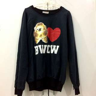 EXO Boy Who Cried Wolf BWCW Fanmade Sweater