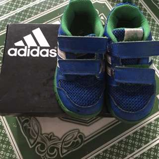 Preloved Kicks for Kids Adidas