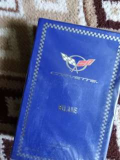 CORVETTE BLUE FOR MEN