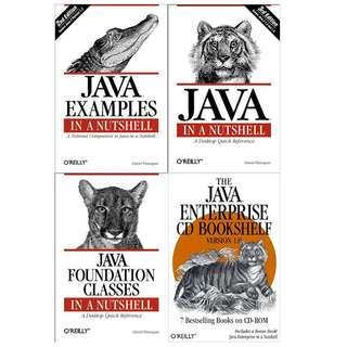 O'Reilly Java books in a bundle