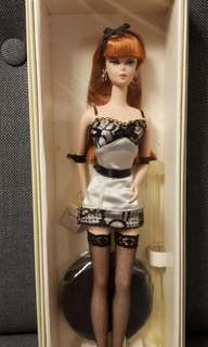 Silkstone Barbie The Lingerine #6 2003 year