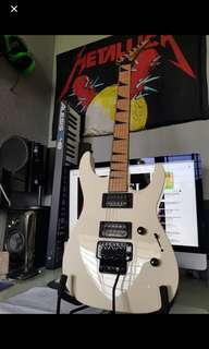Jackson Japan Guitar