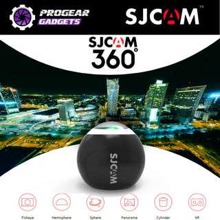 NEW PROMOTION!!! SJCAM SJ360 2K HD 360 Degree Action Camera - 100% Authentic SJCAM