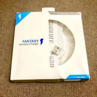 BNIB FANTASY Wireless Fast Charger