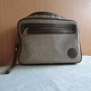 Louvier clutch bag