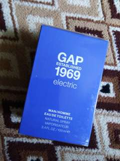 GAP 1969 ELECTRIC FOR MEN
