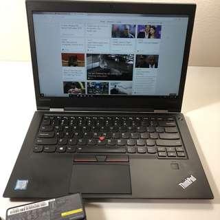 X1 Carbon i7-6600u 8GB RAM 256GB SSD FHD