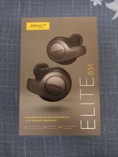 BNIB Jabra Elite 65t Ready Stock