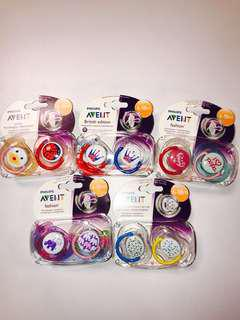 AVENT PACIFIER 6-12M