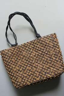 Original Read's handmade bag / tas kerajinan batok kelapa