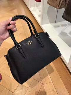 Coach Christie Carryall New