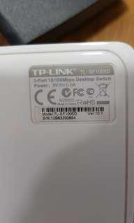 Network Switch Tp LINK