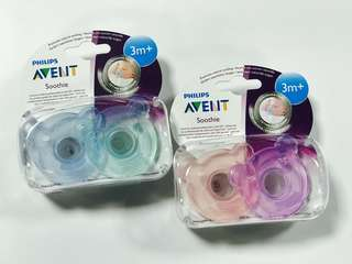 AVENT SOOTHIE 3M