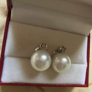 South Sea Pearls Earrings