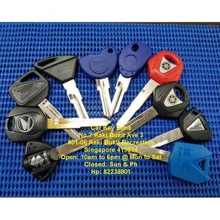 Motorcycle Transponder Key