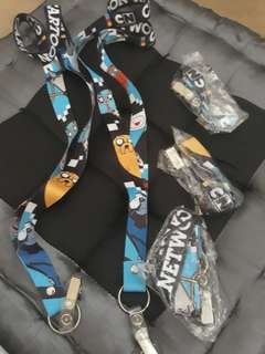 Lanyard cartoon network