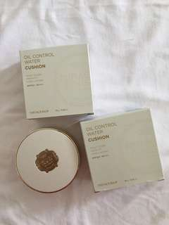 THE FACESHOP OIL CONTROL WATER CUSHION