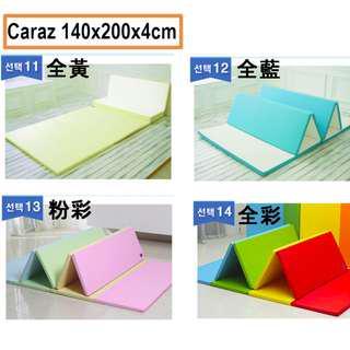 買一送一❗韓國直送Caraz Playmat 4叠爬行墊