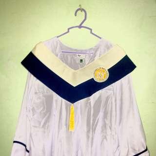 UST SHS Graduation Toga (Rent Only)