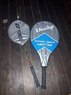 Tennis ans badminton racket