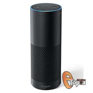 Amazon Echo Hands-Free Speaker With Built-In Voice