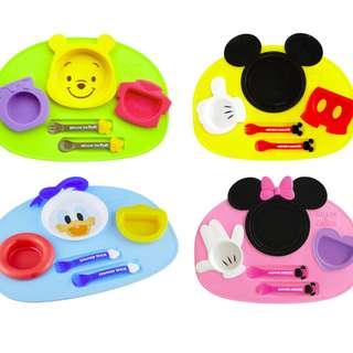 日本製🌸 Disney小童餐具套裝
