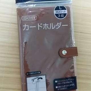 日本直送 咭片卡片簿記 包平郵