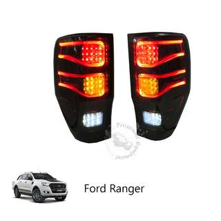 FORD RANGER TAIL LAMP LED LIGHT SMOKE