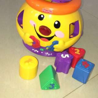Vtech, Fisher Price