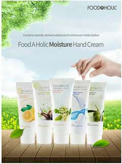 Korean Moisture Hand Cream