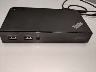 Lenovo ThinkPad OneLink + Dock DU9047S1