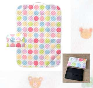 Diaper changing pad ( Made in Japan)