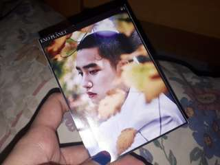 Photo card D.O exo (from EXO PLANET)
